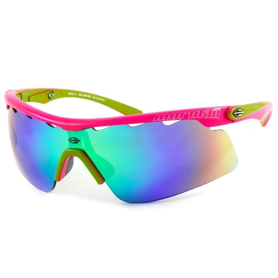 b459cd1e5a521 óculos de sol mormaii athlon 2 440 288 85 - 2 lentes. Carregando zoom.