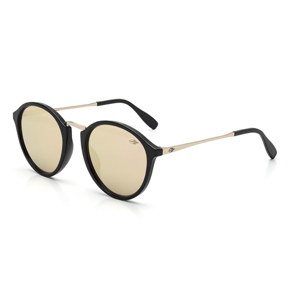 24ff863c4d194 Óculos De Sol Mormaii Cali Preto Brilho Lente Marrom Revo - R  349 ...