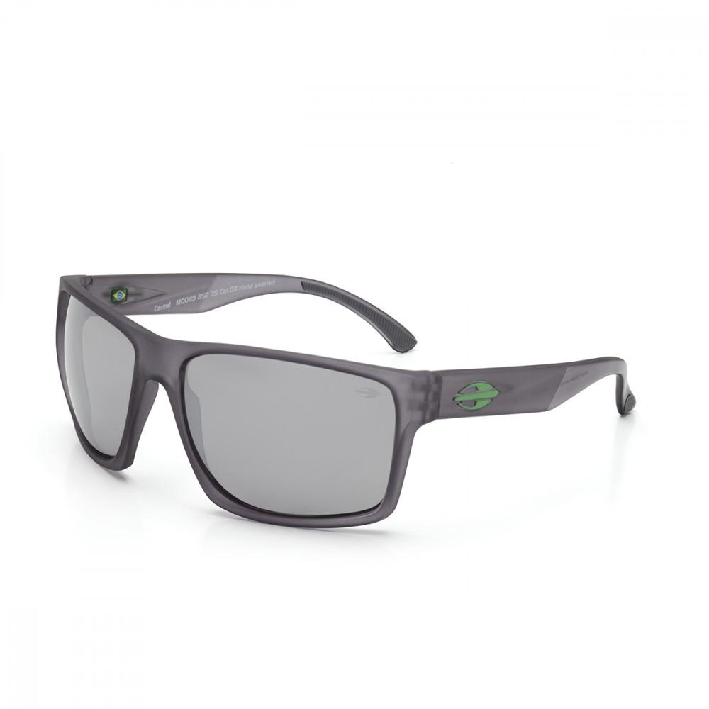 Oculos De Sol Mormaii Carmel Fume Cinza prata - R  232,25 em Mercado ... e784a55c39