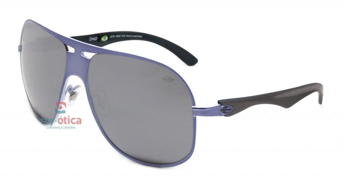 23156e8c20beb óculos de sol mormaii deep azul e petróleo original com nfe. Carregando  zoom.