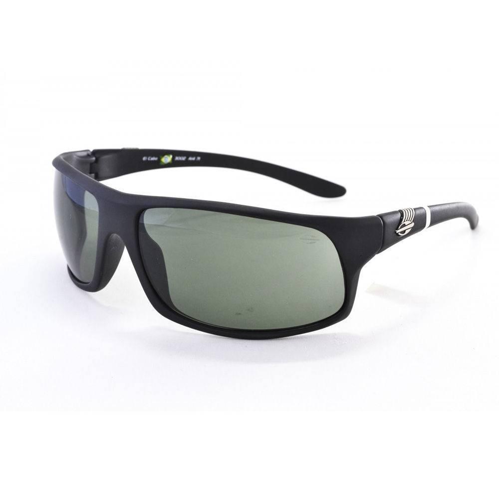 Óculos De Sol Mormaii El Cabo - Preto Fosco Lente G-15 Show - R  189 ... 827d301ffd