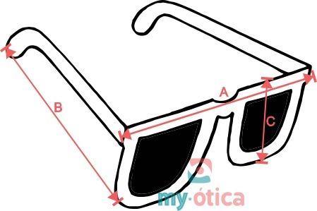 Óculos De Sol Mormaii El Capitan Preto E Am. Original Com Nf - R ... 19494f04d0