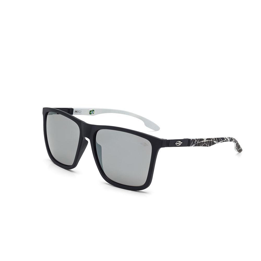 Oculos De Sol Mormaii Hawaii Preto Fosco C  Branco - R  335,00 em ... 587de4f31b