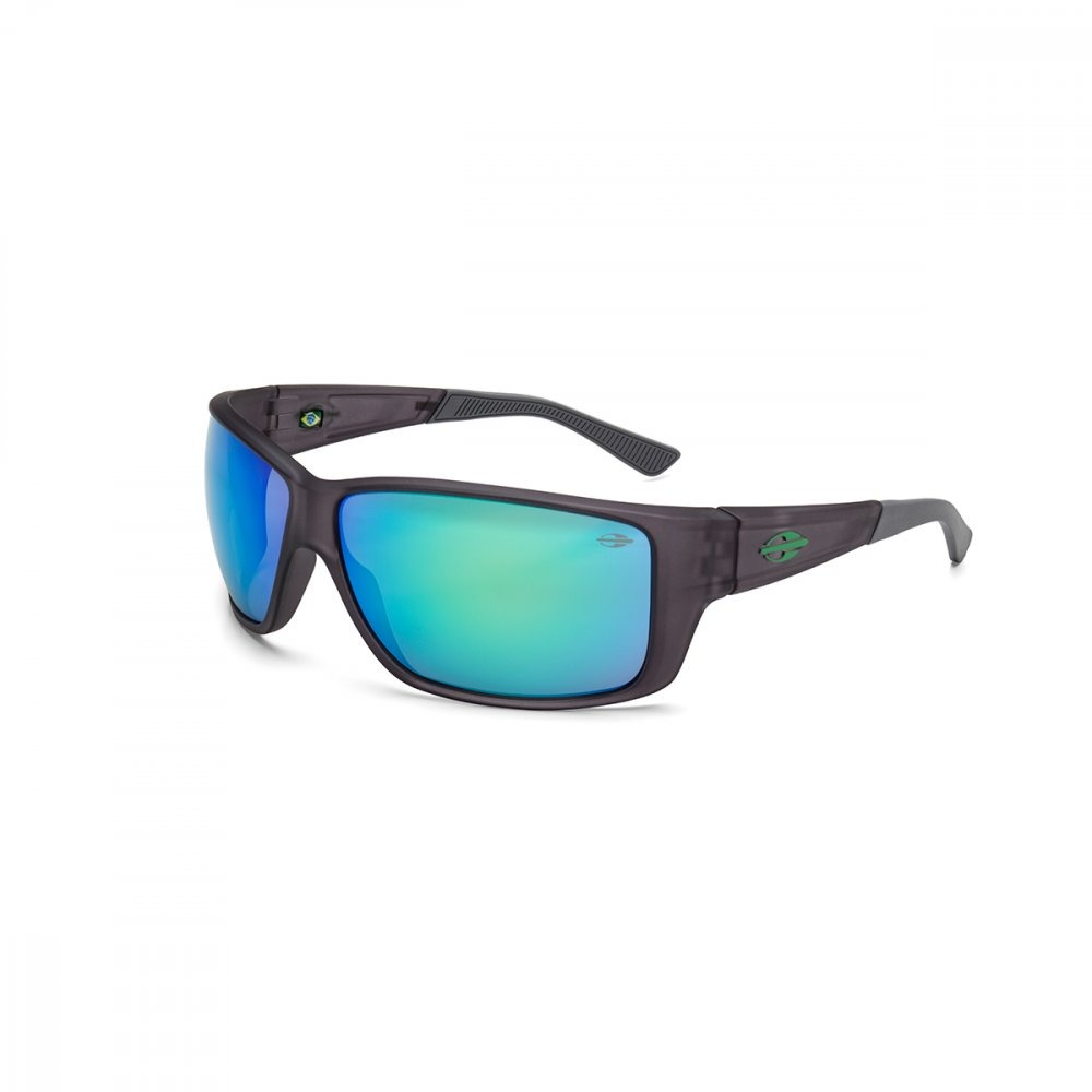 19f9dc04cf48b Oculos De Sol Mormaii Joaca 3 Fume Escuro Fosco Cinza verde - R  224 ...