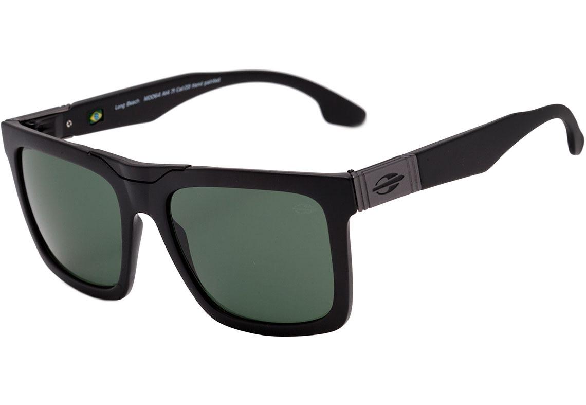 150a70aac óculos de sol mormaii long beach preto lente verde g15. Carregando zoom.