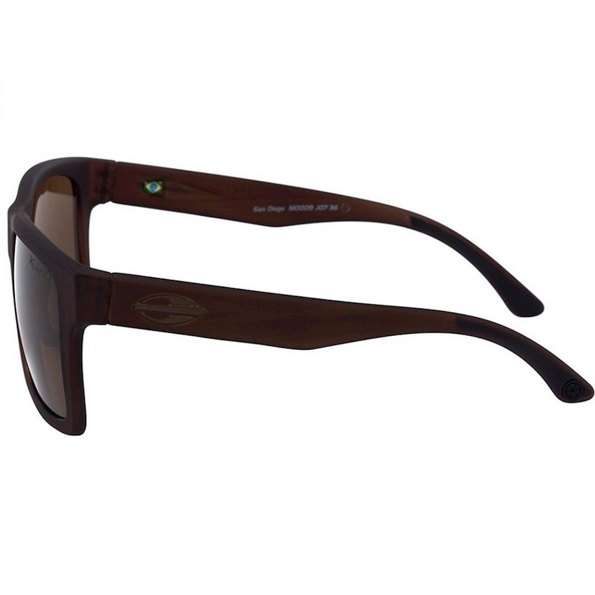 21780e1e6fc1d óculos de sol mormaii san diego polarizado marrom fosco tran. Carregando  zoom.