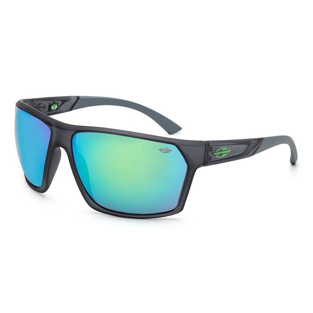 8c4543149 Óculos De Sol Mormaii Storm Fume Escuro Fosco Lente Cinza - R$ 299 ...