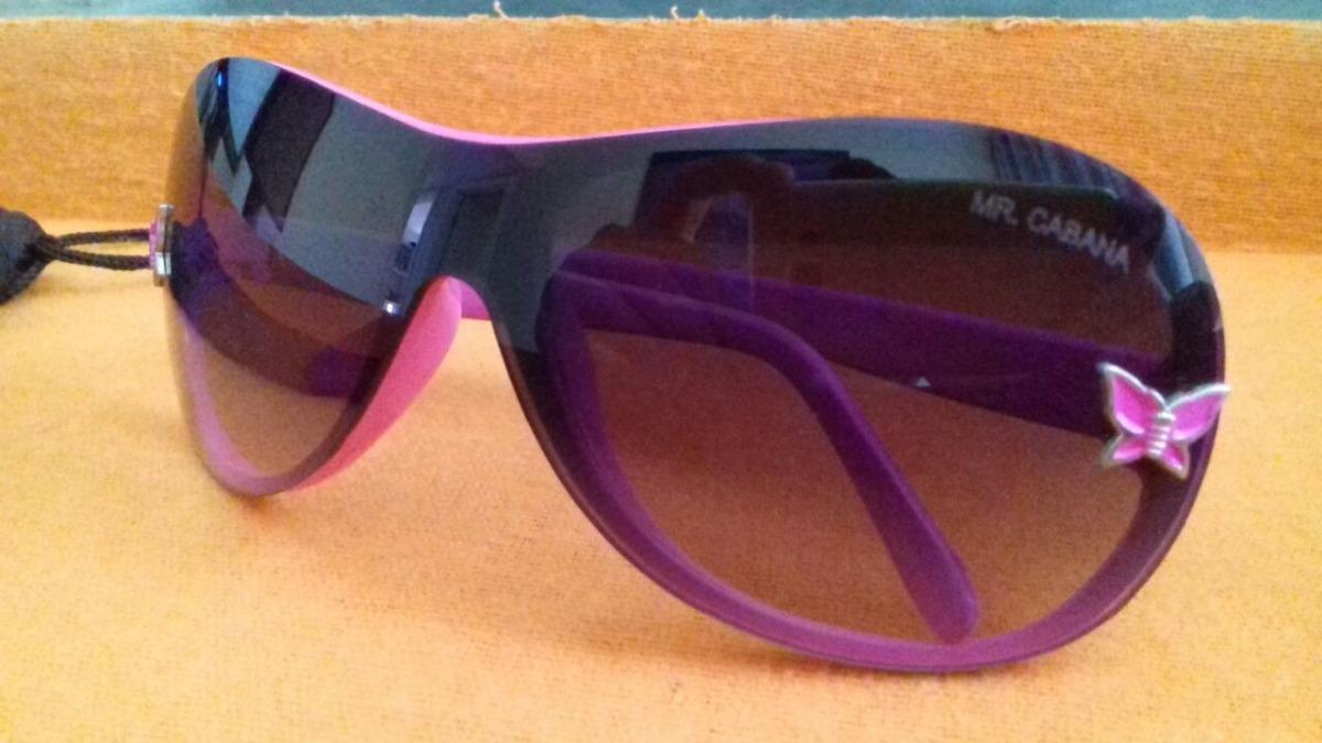 f4b5ed10e Óculos De Sol Mr Cabana Infantil Feminino Rosa - R$ 142,00 em ...