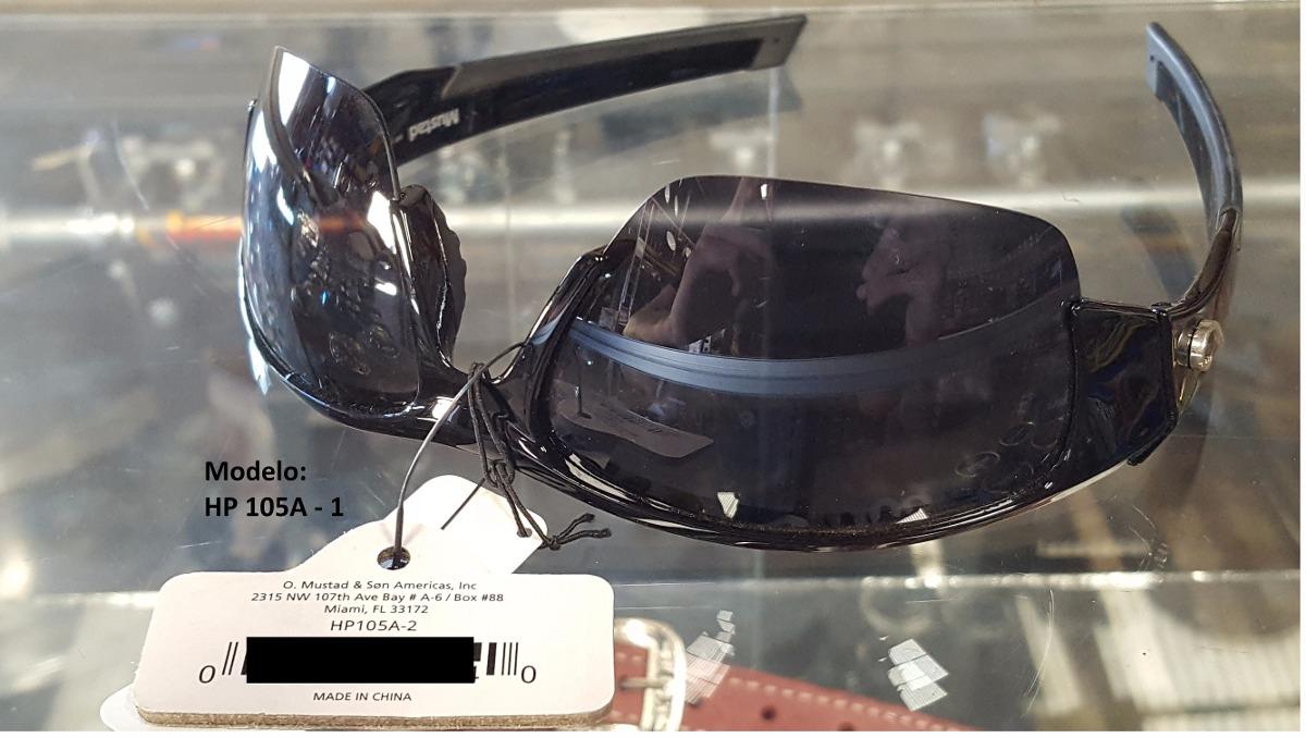 óculos de sol mustad pro series polarizado proteção uva uvb. Carregando  zoom. 0dbe419db1
