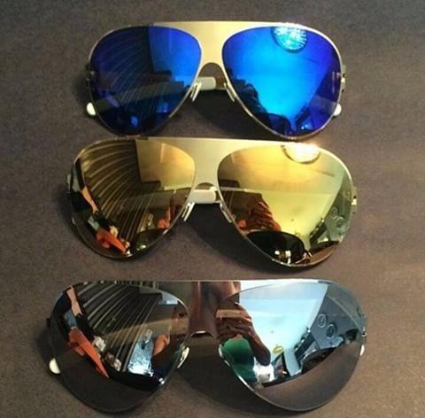 26a775c11cd86 Óculos De Sol Mykita Mikita Diversas Cores Espelhados Verão - R  98 ...