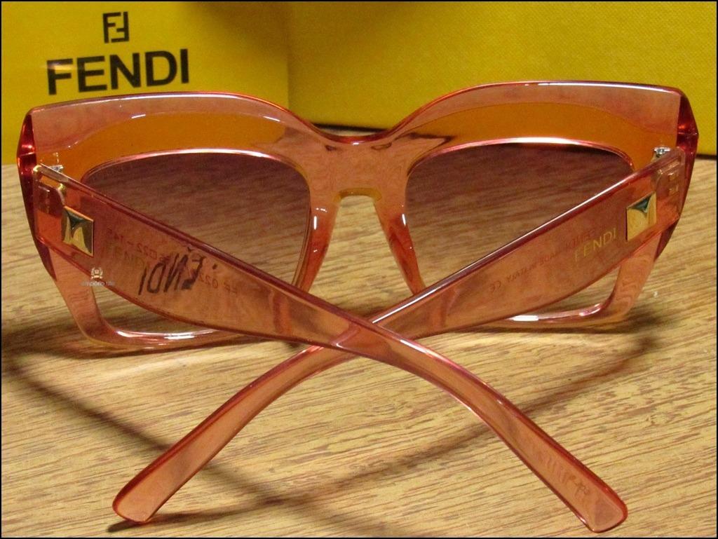 óculos de sol new fendi facets importado já no brasil °0077°. Carregando  zoom. ba4e277b33
