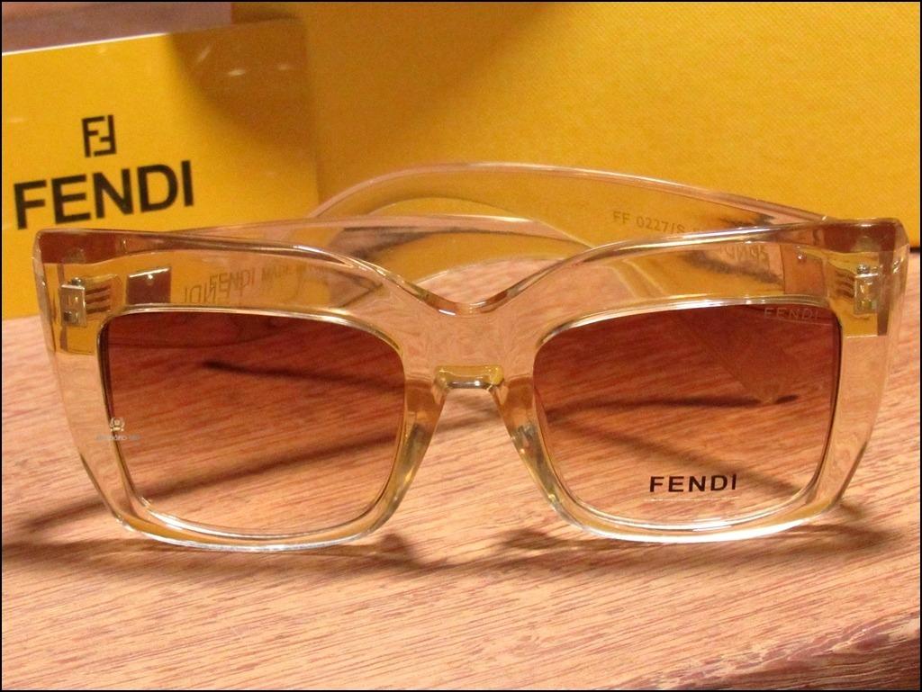óculos de sol new fendi facets importado já no brasil °0127°. Carregando  zoom. 3b5bc59f28
