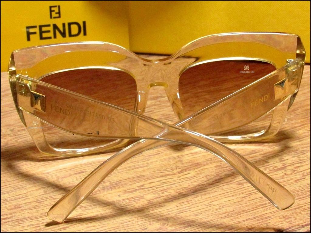 óculos de sol new fendi facets importado já no brasil °0137°. Carregando  zoom. a8ff773d6e