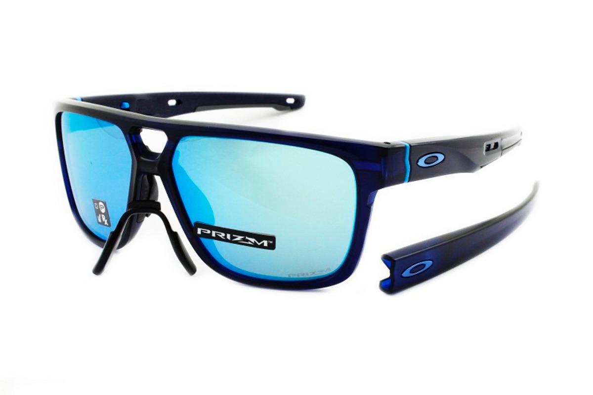 a1ebd1486d1f3 Óculos De Sol Oakley Crossrange Patch Oo9382-0360 - R  499,00 em ...