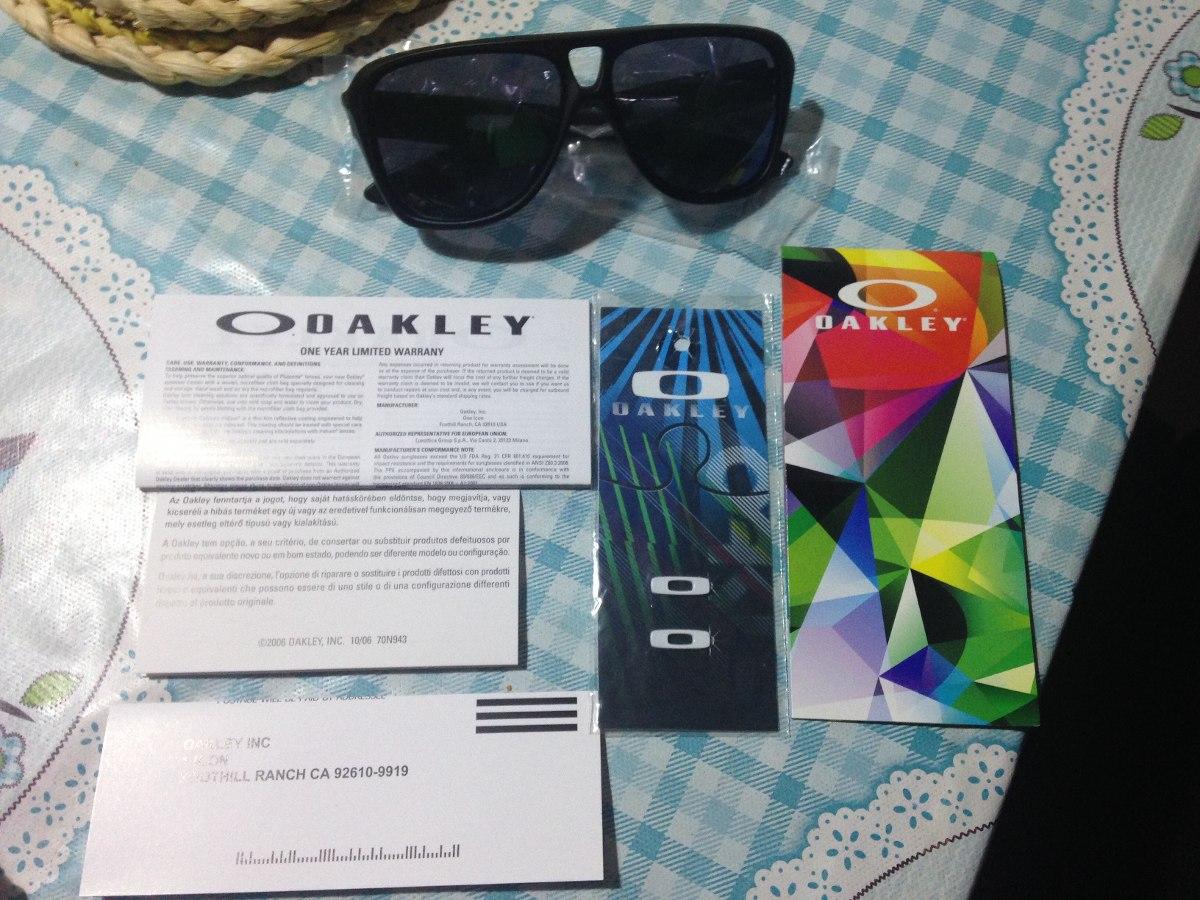 Óculos De Sol Oakley Dispatch Ii Verde - R  350,00 em Mercado Livre d41e2d0edf