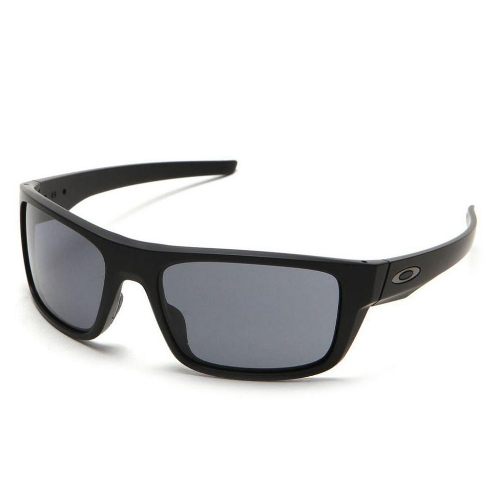 b79dfe27c Óculos De Sol Oakley Drop Point Matte Black W/ Grey - R$ 424,68 em ...