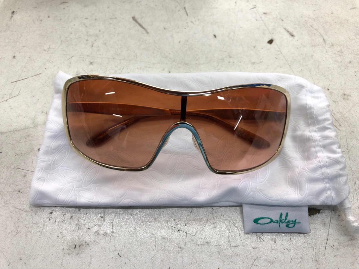 oculos de sol oakley feminino remedy 004053-01 novo orig. Carregando zoom. 7a17b640cc