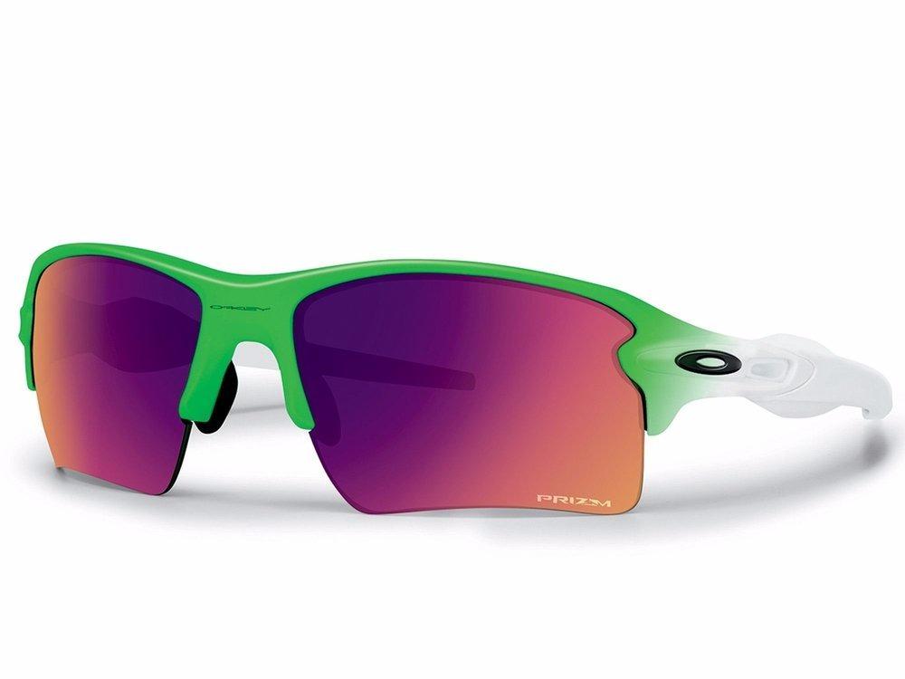 7f20668e64bea Óculos De Sol Oakley Flak 2.0 Xl Oo9188-43 Green Fade - R  399,00 em ...