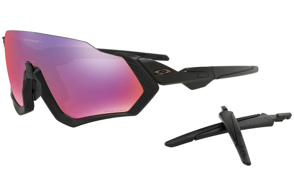 Óculos De Sol Oakley Flight Jacket Oo9401-01 Original - R  771,30 em Mercado  Livre 3a66408771