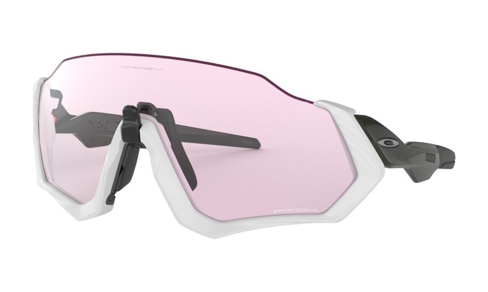 65cb93598b7f0 óculos de sol oakley flight jacket prizm low light. Carregando zoom.