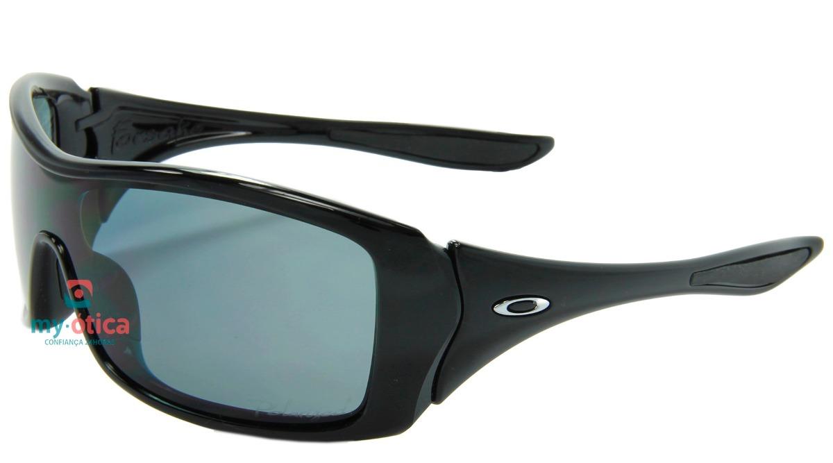 21e8d9c442954 óculos de sol oakley forsake preto polarizado original. Carregando zoom.