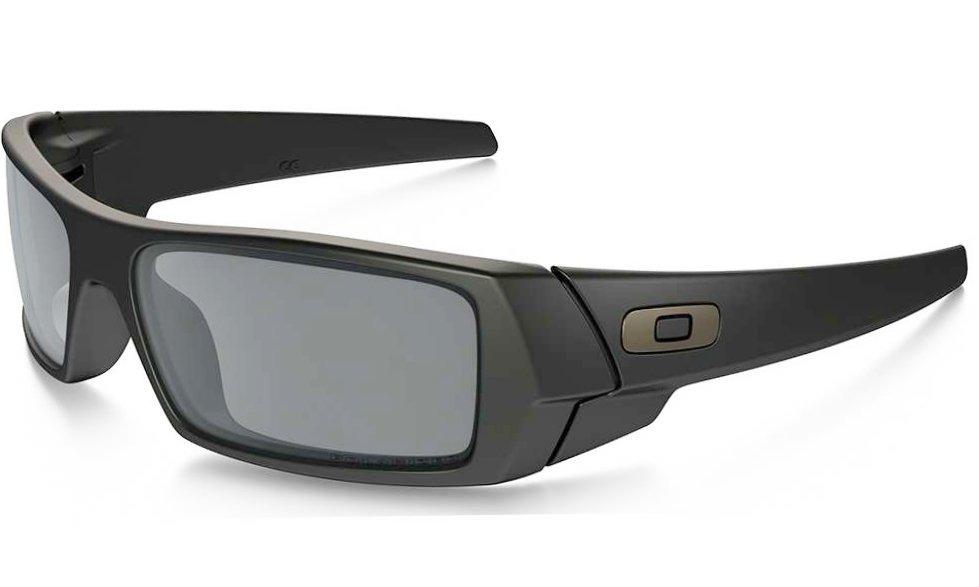 eaa17609b óculos de sol oakley gascan 03-473 preto fosco original. Carregando zoom.