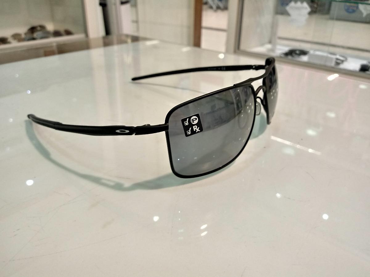ab7801d4321c0 Óculos De Sol Oakley Gauge 8 Oo4124-0262 Tam.  62 - R  707,00 em ...