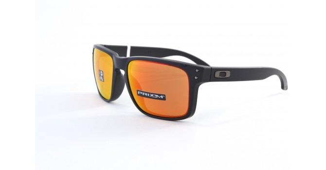 Óculos De Sol Oakley Holbrook 9102-e255 Acetato Masculino - R  509 ... ea2e484d00
