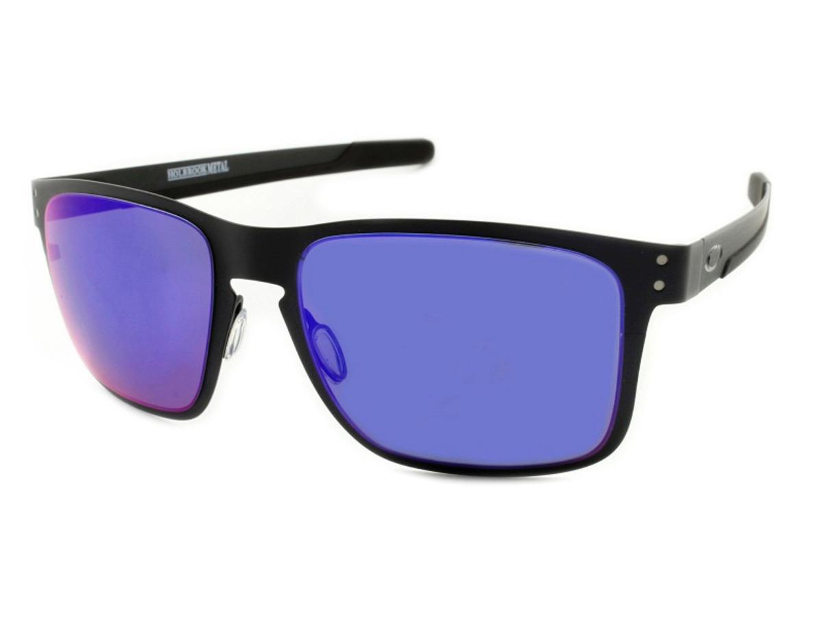 972b12faf91b3 óculos de sol oakley holbrook metal espelhado oo4123 02. Carregando zoom.