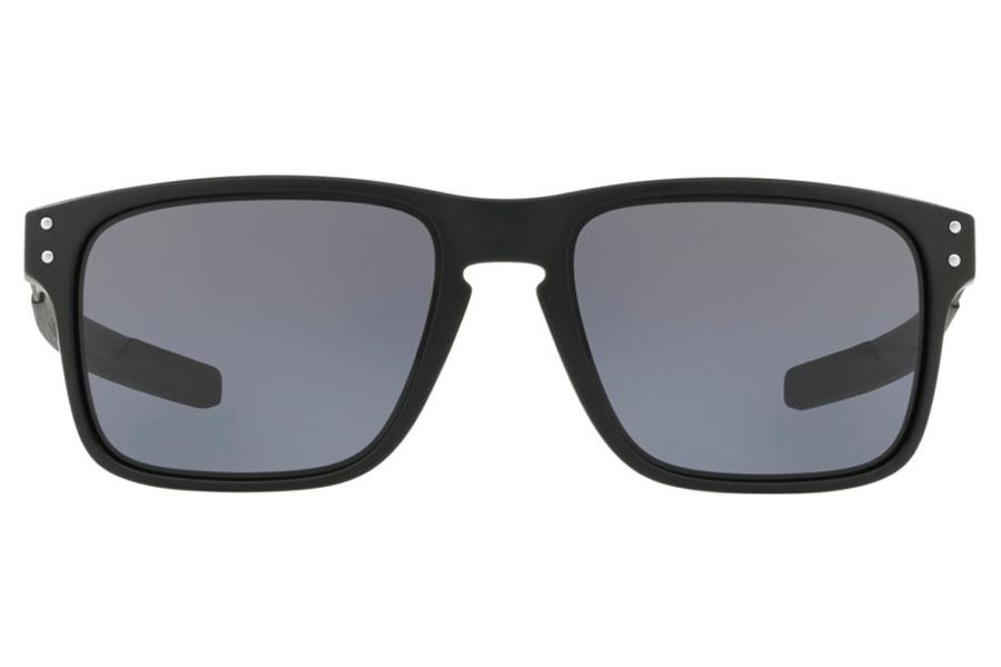 9c3b1b8b3 óculos de sol oakley holbrook mix 0oo9384 01/57 preto fosco. Carregando  zoom.