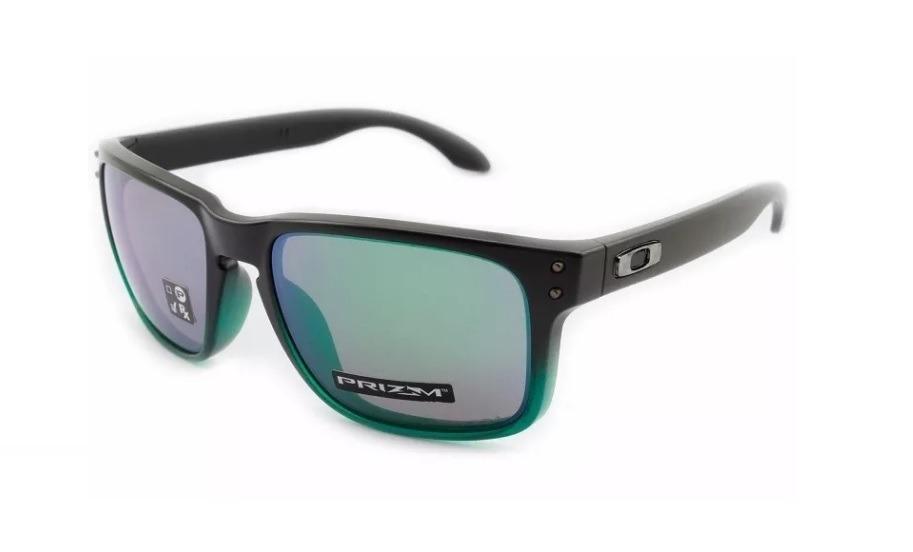 4d9aa4202 óculos de sol oakley holbrook oo9102 e455 prizm - original. Carregando zoom.
