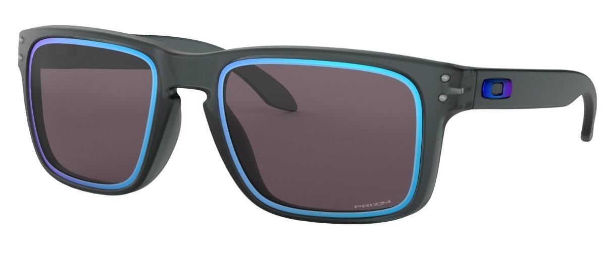 4e08bd0071e1d óculos de sol oakley holbrook oo9102 g955 prizm - original. Carregando zoom.
