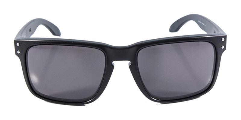 841dbf7272ddb Óculos De Sol Oakley Holbrook Oo9102 Preto - R  399,99 em Mercado Livre