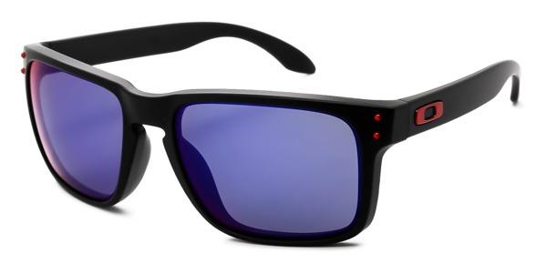 Óculos De Sol Oakley Holbrook Oo9102 Preto Lente Vermelho I - R  414,62 em  Mercado Livre 6c895364b7