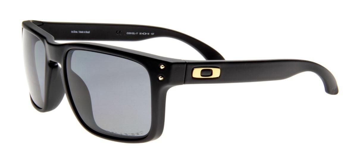 óculos de sol oakley holbrook oo9102l-17 polarizado original. Carregando  zoom. 21146b2324