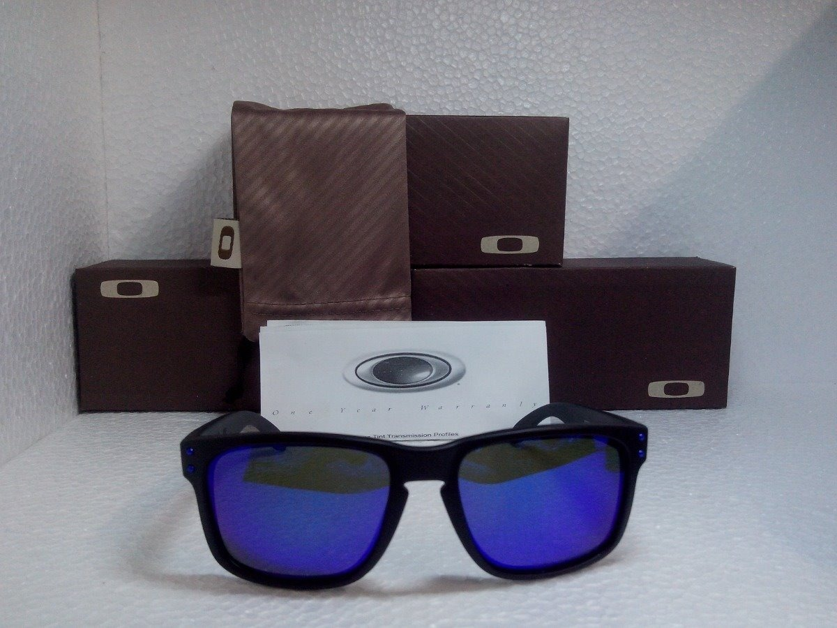 8b504fc2bc Oakley Holbrook Lente Azul