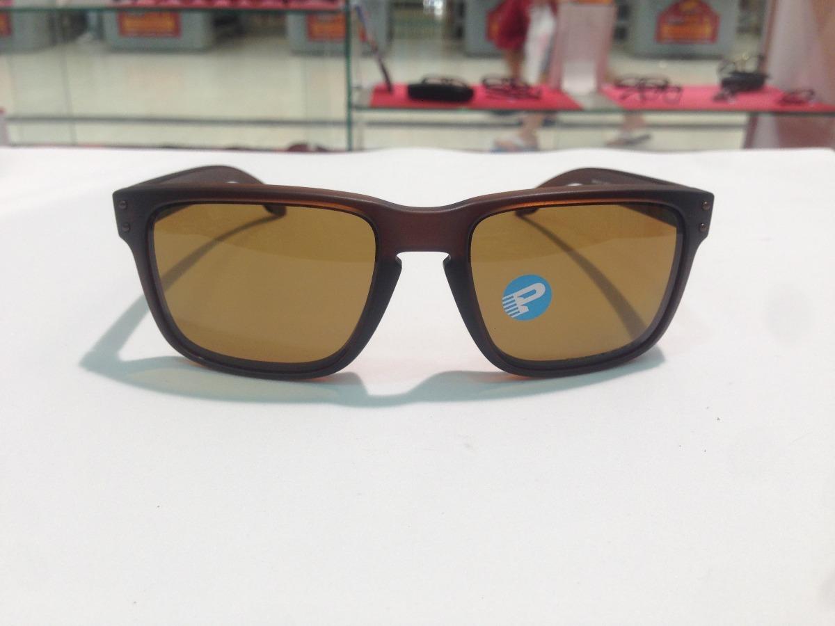 óculos de sol oakley holbrook polarizado oo9102-03 original. Carregando  zoom. 97b28705fd