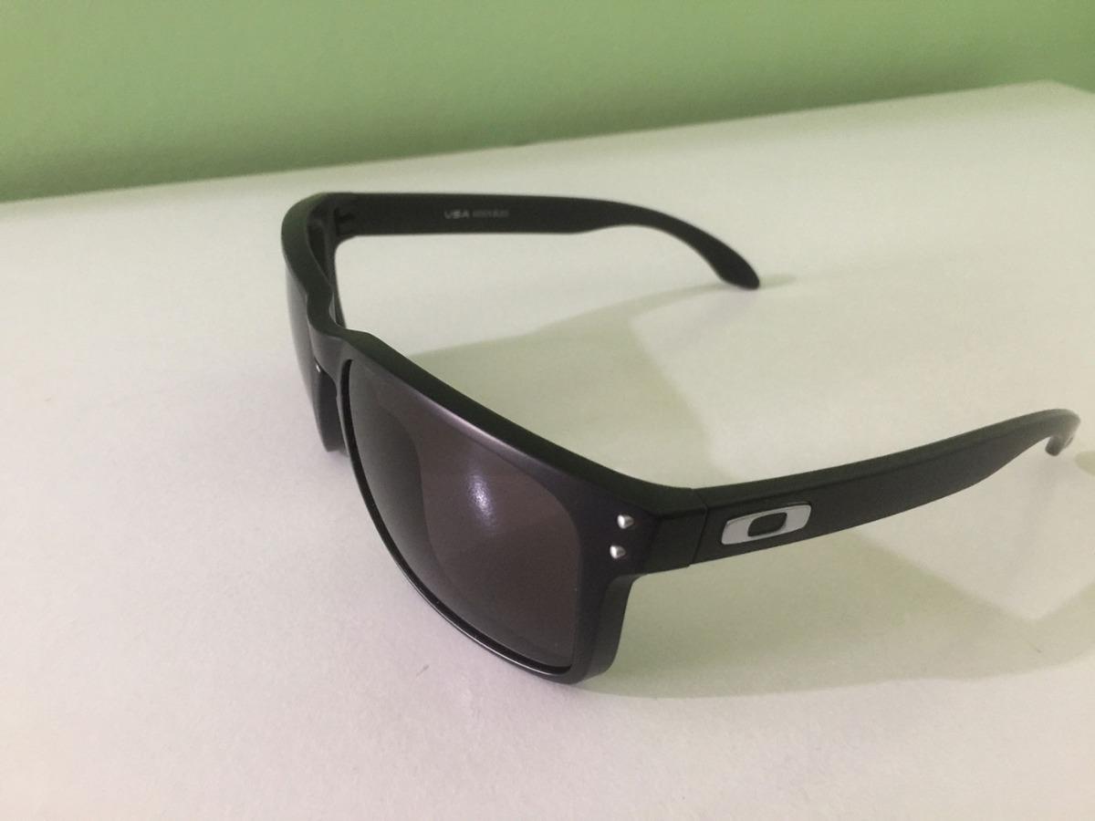 cf51512fd óculos de sol oakley holbrook preto original com nota fiscal. Carregando  zoom.