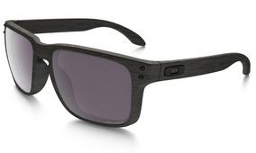 51bea220c Óculos De Sol Oakley Holbrook Prizm Daily Woodgrain. R$ 629 90