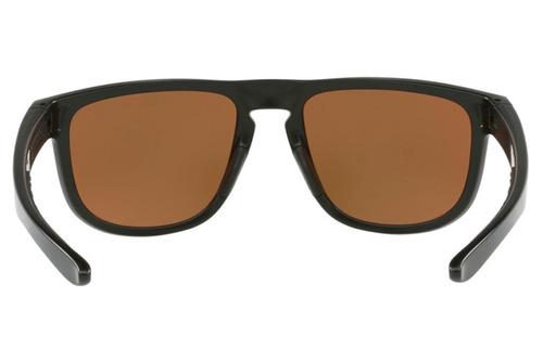 db8377f1f Óculos De Sol Oakley Holbrook R 0oo9377 05/55 Preto Fosco Le - R ...