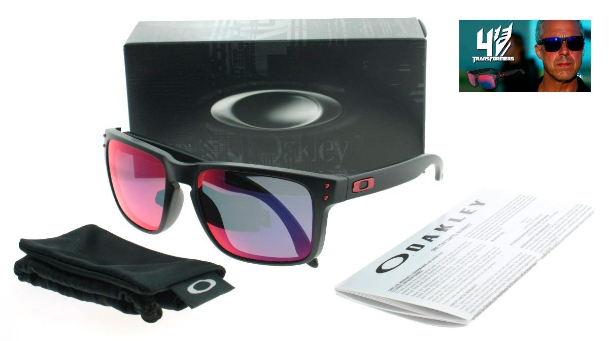 e36e9e8ee óculos de sol oakley holbrook transformers oo9102-36 fosco. Carregando zoom.