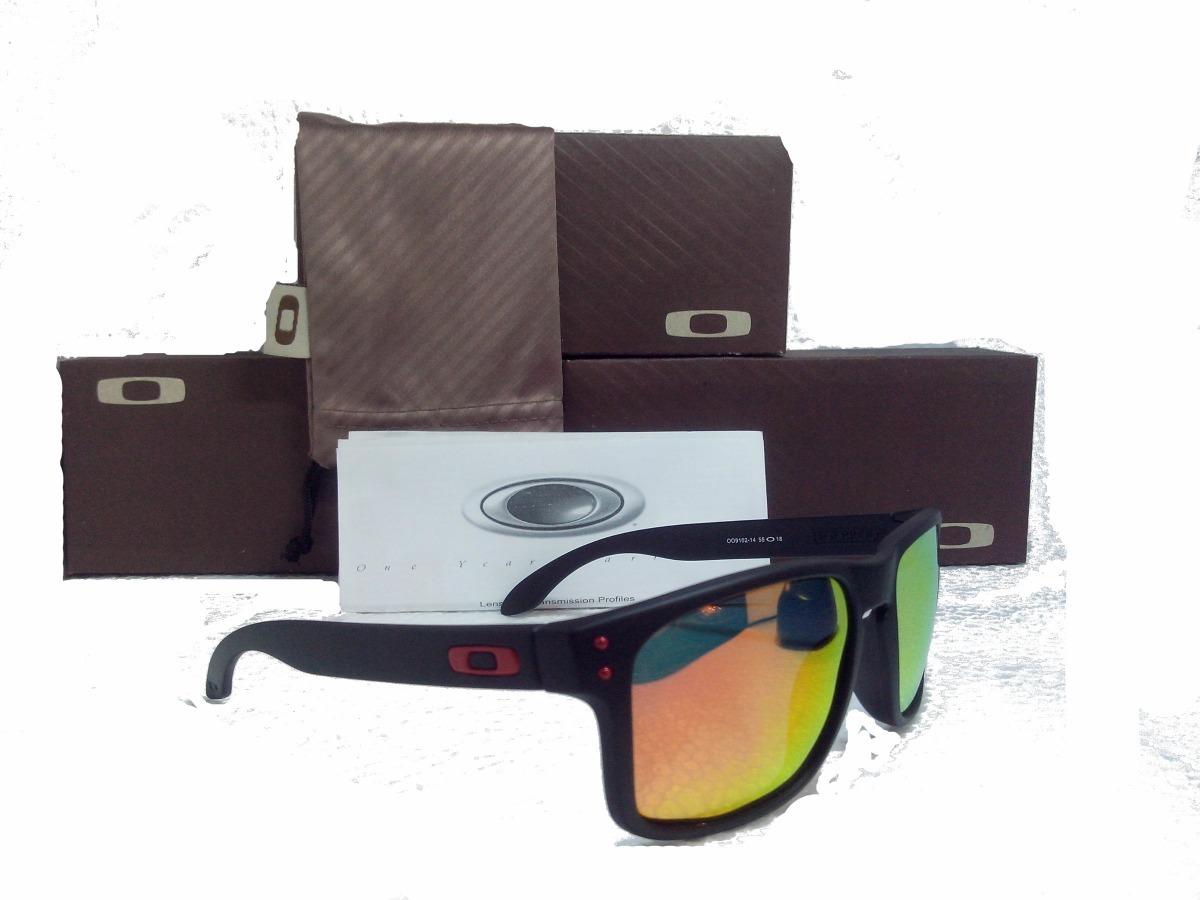 óculos de sol oakley holbrook vermelho masculino polarizado. Carregando  zoom. 04e35027c2c55