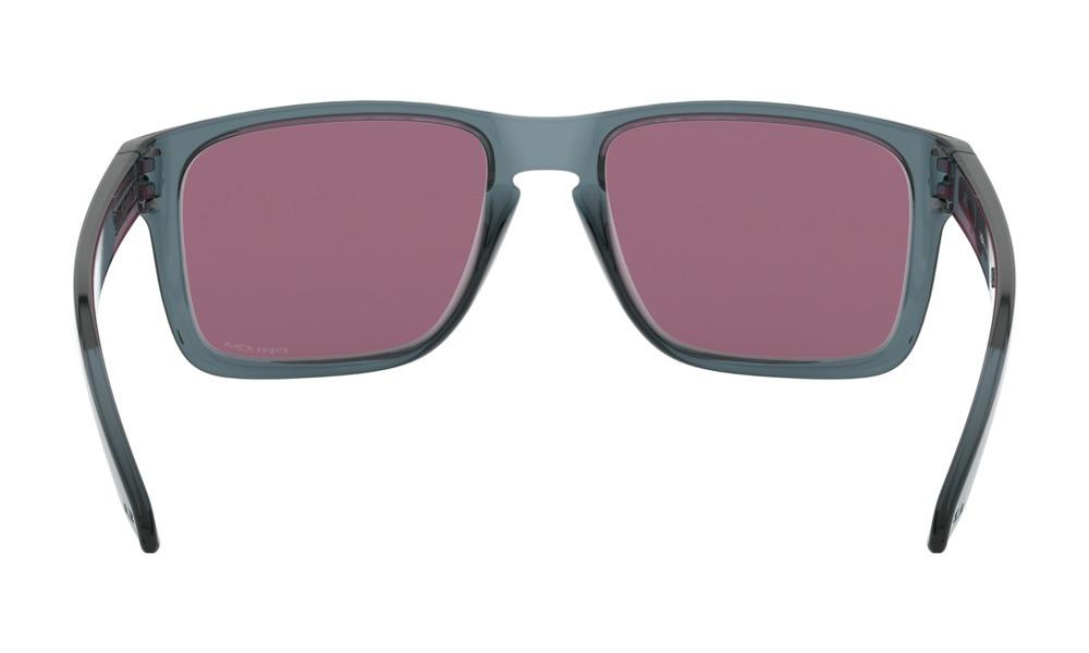 e2ccf2b7b1a80 óculos de sol oakley holbrook xl crystal black prizm jade. Carregando zoom.