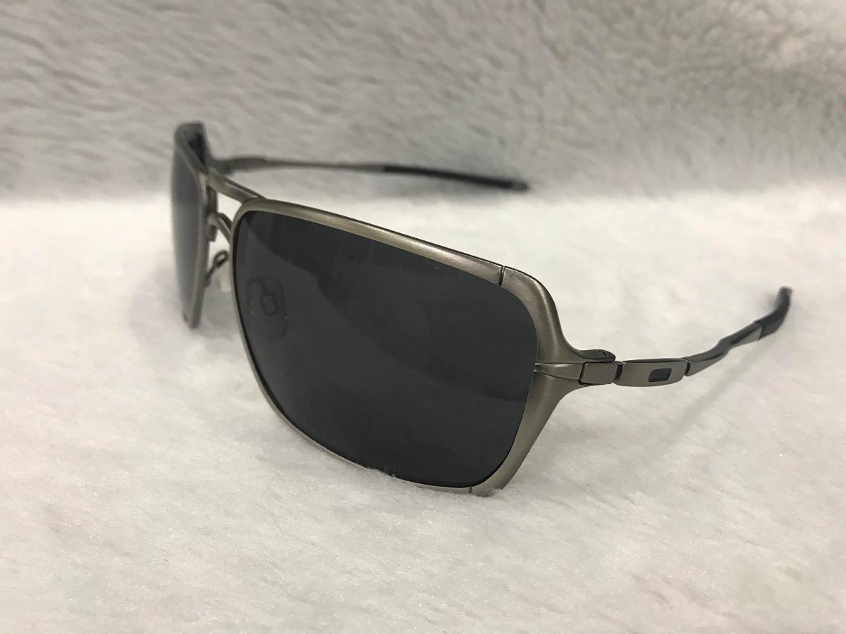 9162dd6b13c91 óculos de sol oakley inmate masculino polarizado metal. Carregando zoom.
