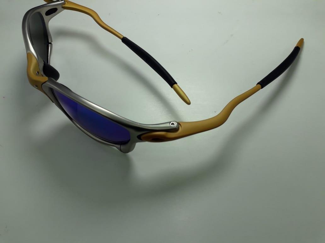 6eed9eead Óculos De Sol Oakley Juliet 24k X Metal Polarizada - R$ 95,00 em Mercado  Livre