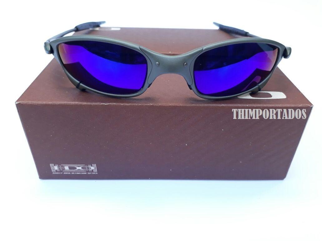 óculos de sol oakley juliet double xx squared badman masculi. Carregando  zoom. 70a543f96b