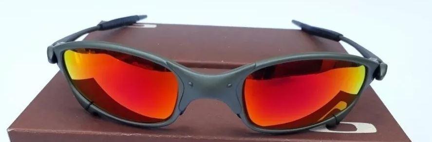 Oculos De Sol Oakley Juliet Rubi Promocao 10 Primeiros F Gts - R ... d14ecd8cf9