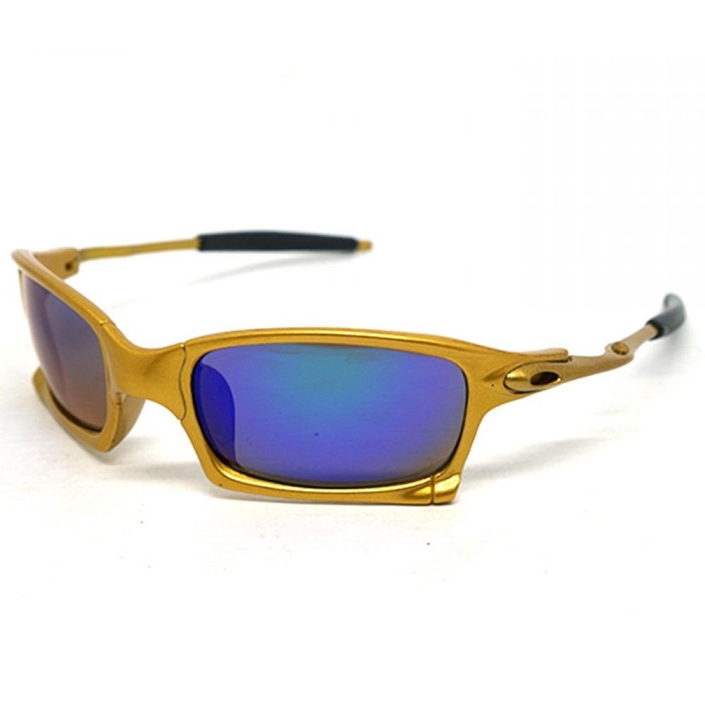 Óculos De Sol Oakley Juliet Squared X-metal Dourado - R  58,80 em ... d0ff0da747