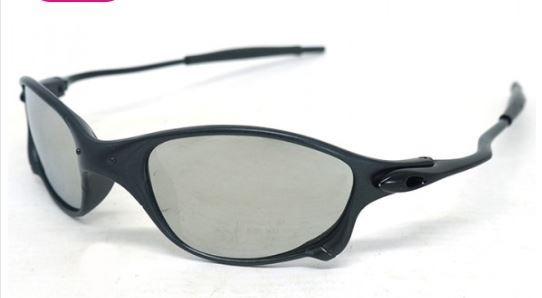 506fc8b51836f Óculos De Sol Oakley Juliet X-metal Preto - R  75