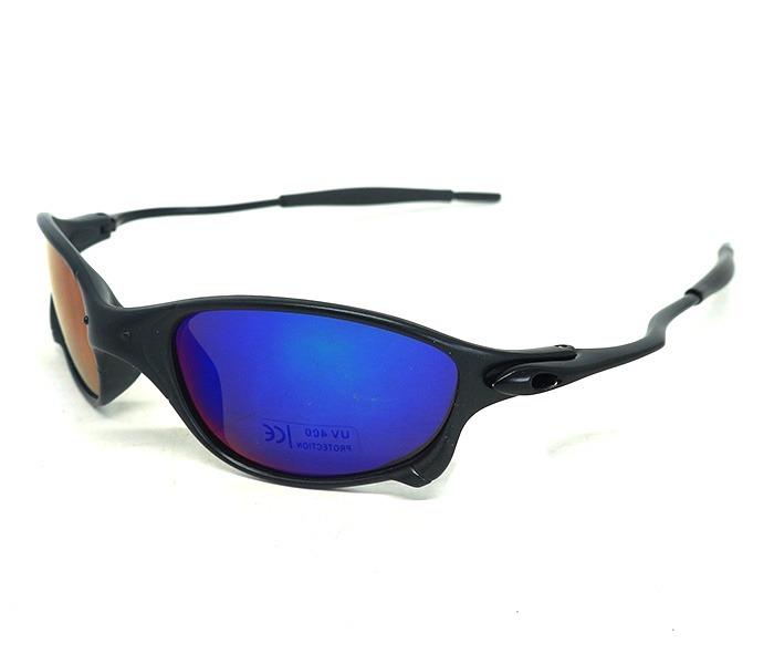 a229f9f6f392b Óculos De Sol Oakley Juliet X-metal Preto - R  60,00 em Mercado Livre
